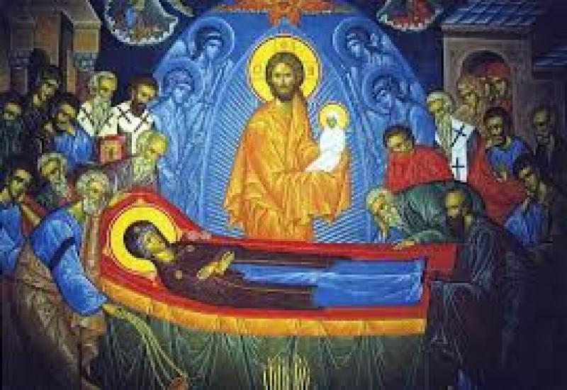 Adormirea Maicii Domnului - sarbatoare a bucuriei!