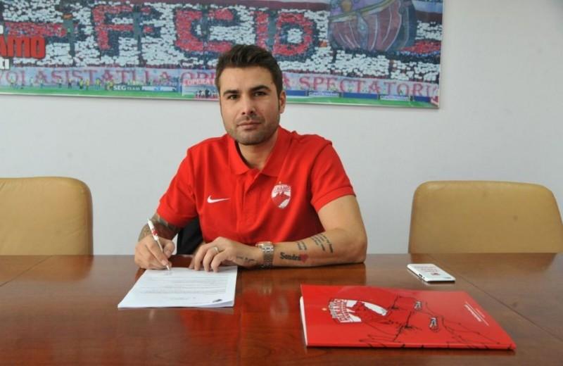 Adrian Mutu este noul manager al echipei Dinamo Bucuresti
