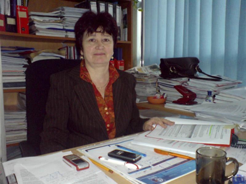 Adriana Zăiceanu este Șefa de Cabinet a primarului de Răchiți