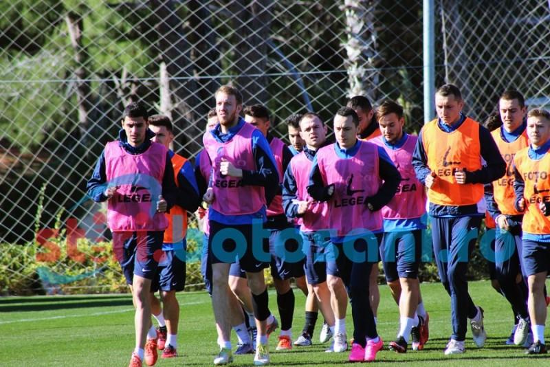 Adversar modificat de FC Botosani! Vezi imagini din cantonamentul din Antalya! FOTO