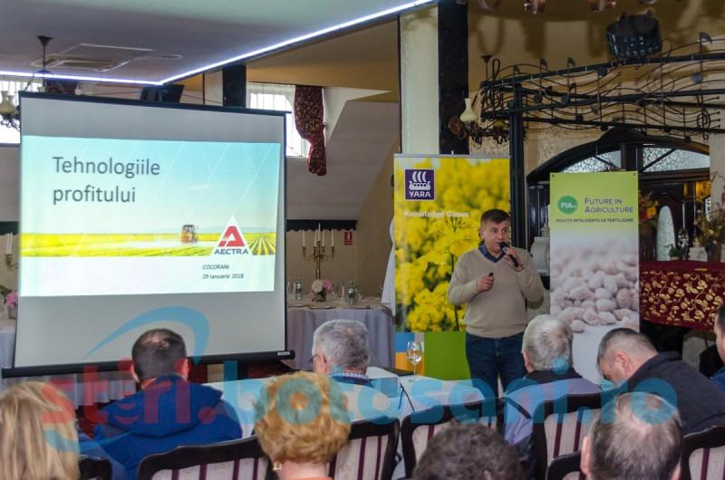 Aectra Romania - scheme tehnologice complete de nutritie pentru principalele culturi din Romania
