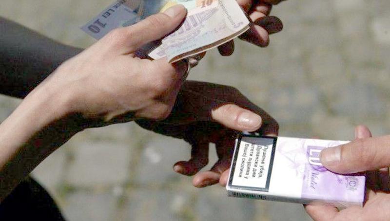 ultimele știri despre comerțul cu țigări