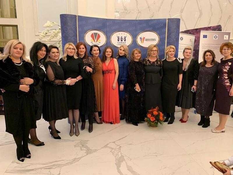 Afaceristă din Botoșani, premiată la Gala antreprenorilor din Regiunea Nord Est