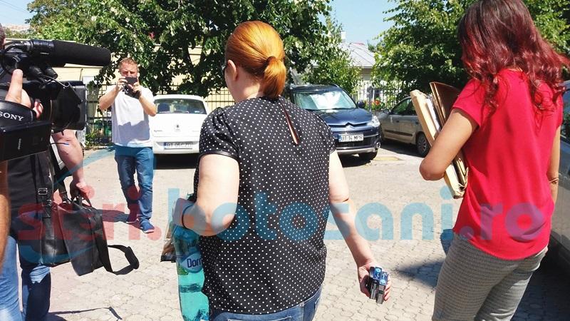 Aflată în arest preventiv, Raluca Stăncescu este acum procuror suspendat
