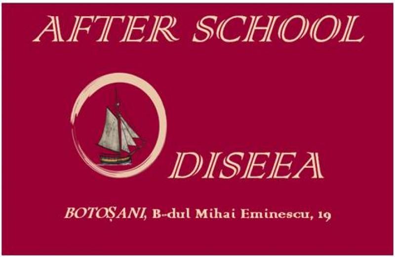 """AFTER SCHOOL ,,ODISEEA""""- Cum să rezolve copilul temele cu plăcere și calm"""