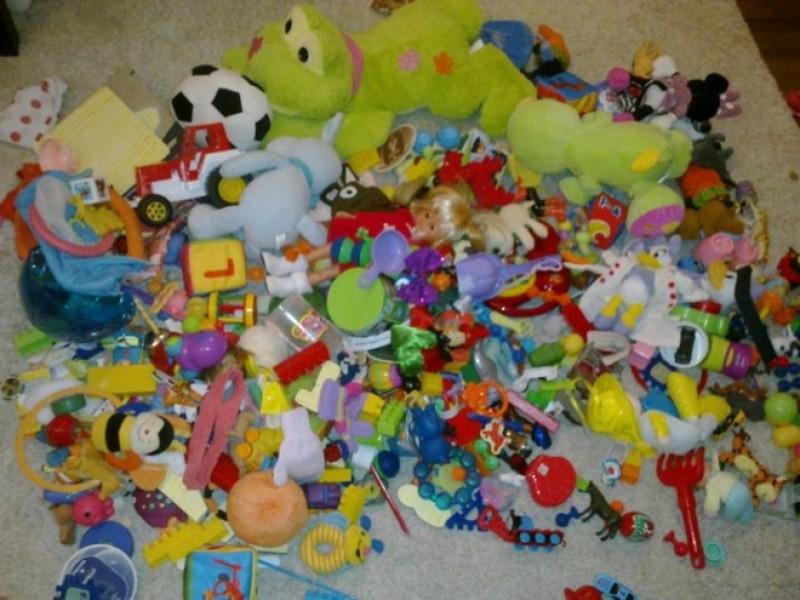 Agenti economici botoșăneni, amendați pentru jucării!