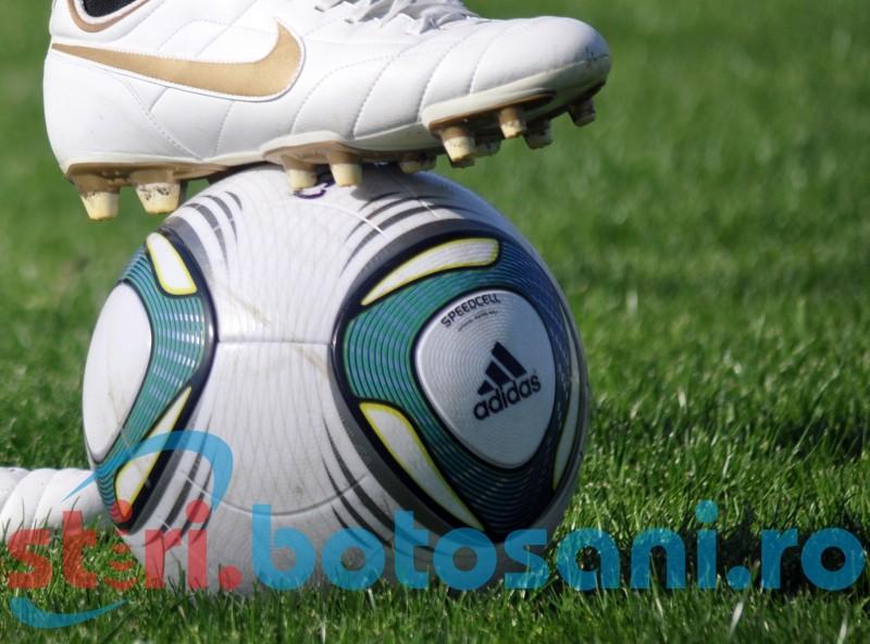 AJF Botosani are un nou logo! Vezi cum ARATA si cand incepe campionatul judetean de fotbal!