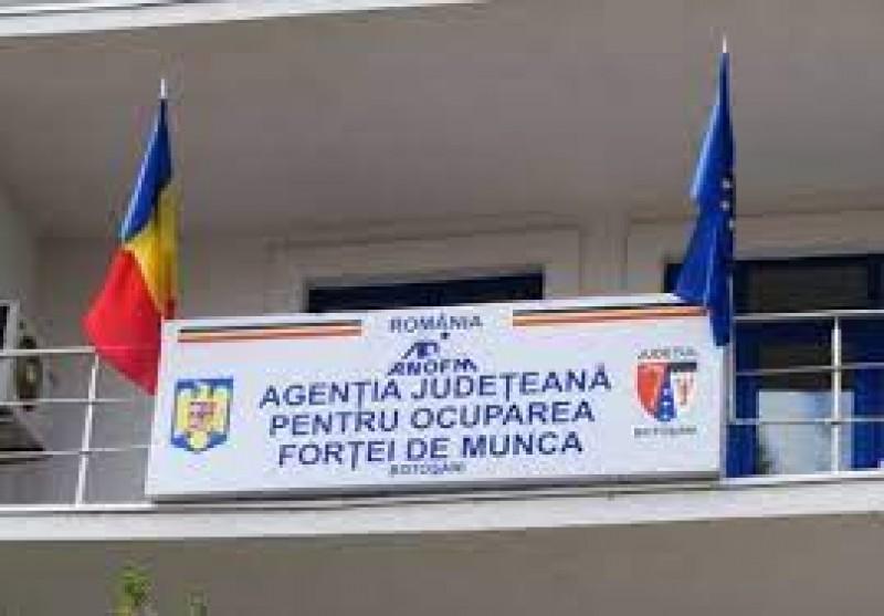 AJOFM: Agenții economici din Botoșani, rugați să utilizeze poșta electronică în transmiterea unor documente