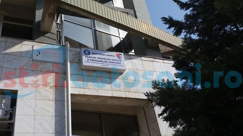Ajutoare de urgenţă pentru familii din judeţul Botoşani