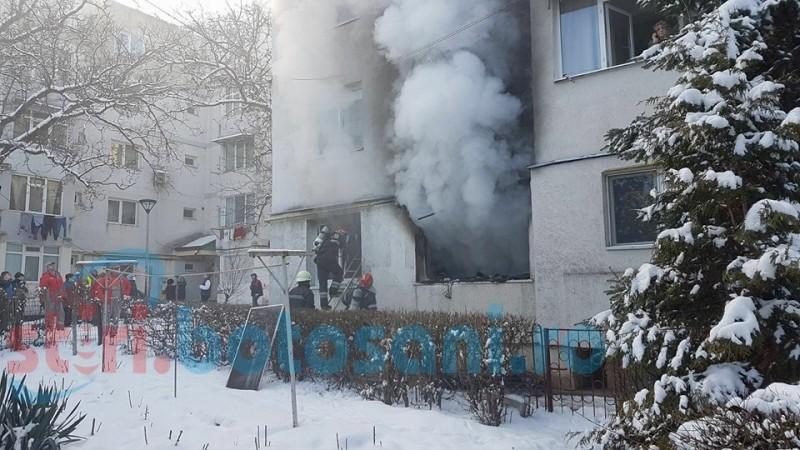 Ajutor cerut de locatarii afectaţi de incendiul de pe Aleea Nouă. Imobilul va fi expertizat