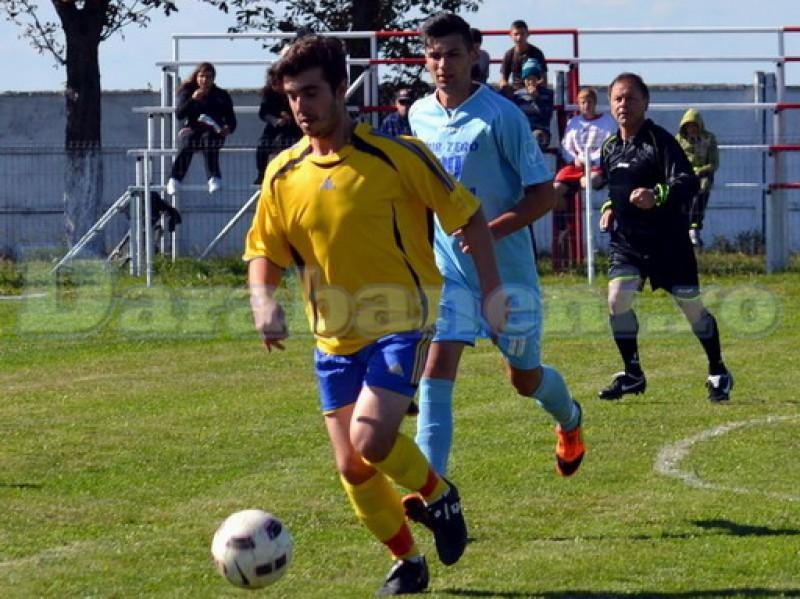 Ajutor din partea Primariei si CL Darabani pentru un fotbalist din Liga a IV-a