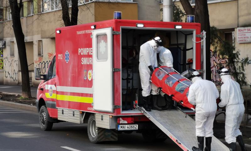 Al cincilea caz de coronavirus confirmat în Botoșani: un bărbat de 91 de ani