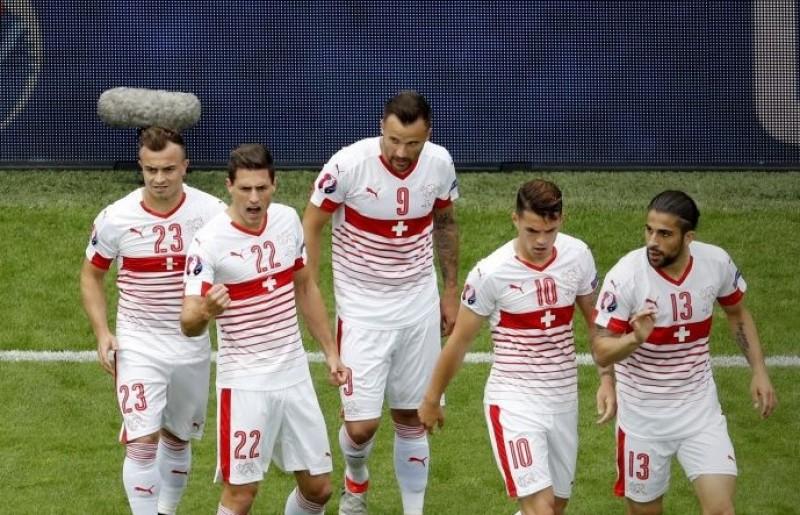 Albania pierde cu Elveția, scor 0-1!