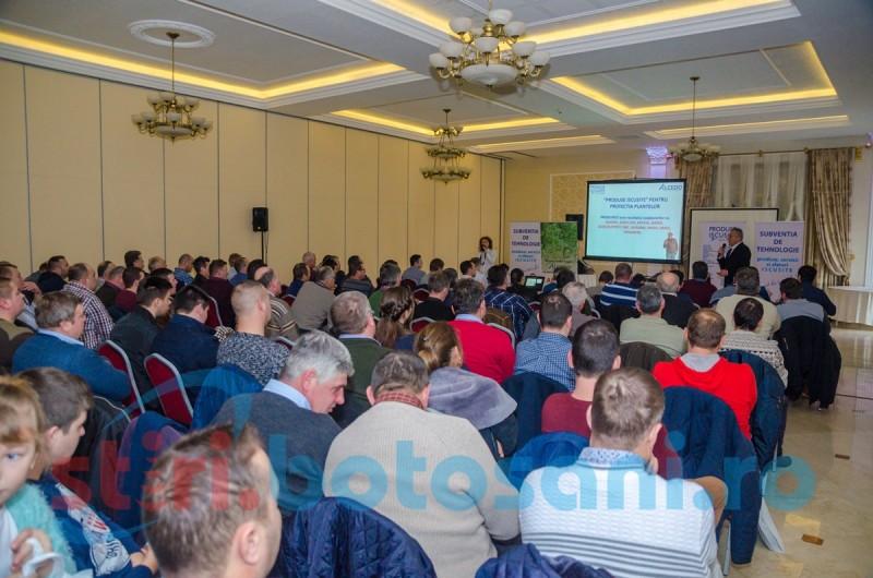 Alcedo, în compania fermierilor și producatorilor agricoli din Botoșani FOTO