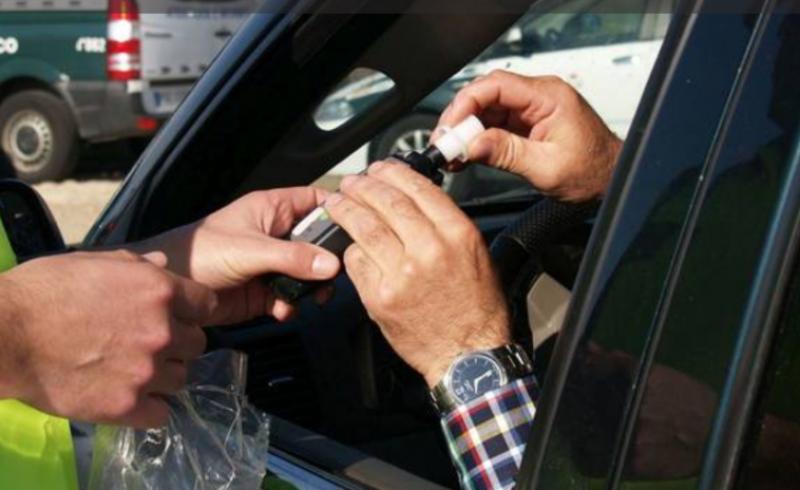 Alcooltestul a adus un dosar penal încă unui șofer din Botoșani