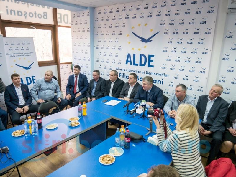 """ALDE Botoșani acuză APIA și PNL de abuzuri și """"învârteli"""". """"Nu credem că mai puteți continua în stilul acesta"""""""