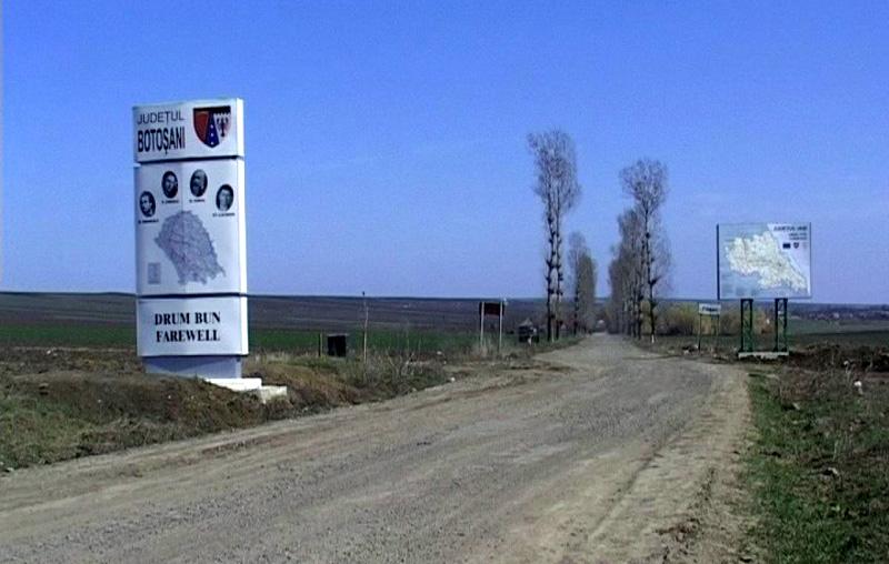 ALDE Botoșani cere discuții cu constructorii care lucrează la drumul care duce spre Iaşi prin Prăjeni
