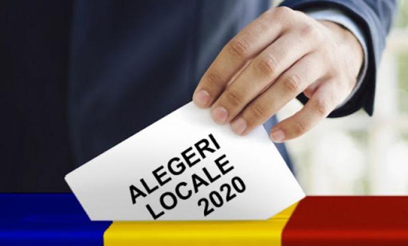 Alegeri locale 2020. Doar 44,65 % din electorat a ajuns la urne!