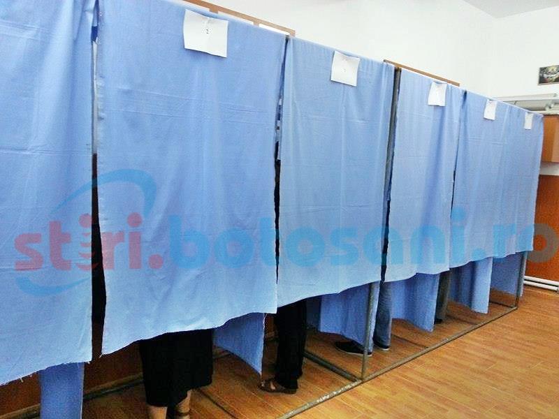 Alegeri parţiale la Vlăsineşti: s-a stabilit conducerea Biroului Electoral