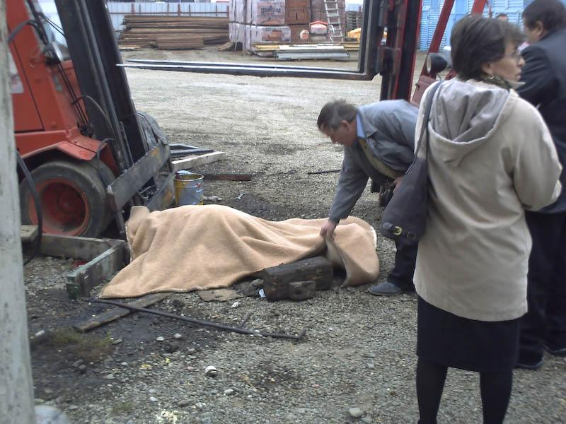 ALERTA - Accident mortal de munca la o societate de constructii! -completare Foto