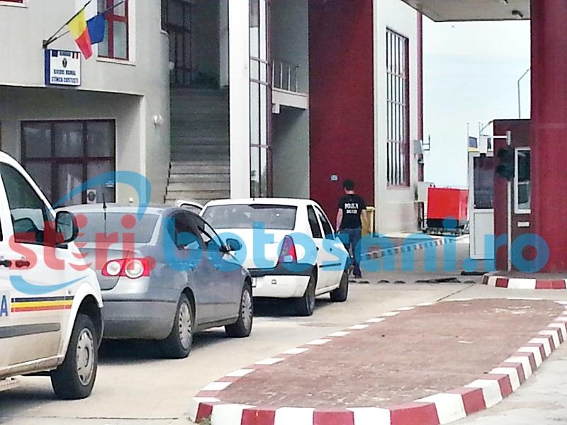 ALERTĂ MAXIMĂ în județul Botoșani! Controale la sânge la punctele de trecere a frontierei de la granița cu Republica Moldova!