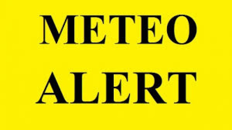 Alertă meteo: Cod Galben în județul Botoșani, până la ora 20.00!