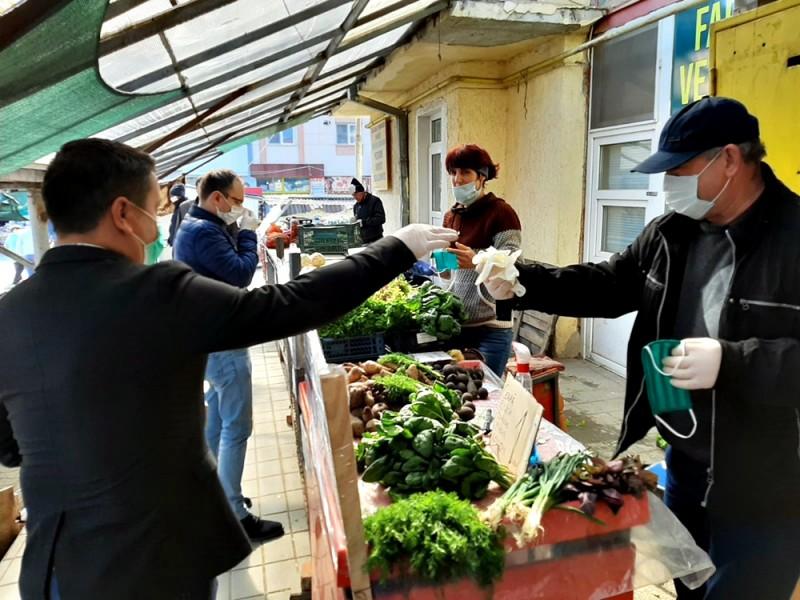Aleșii locali solicită intensificarea controalelor în piețe