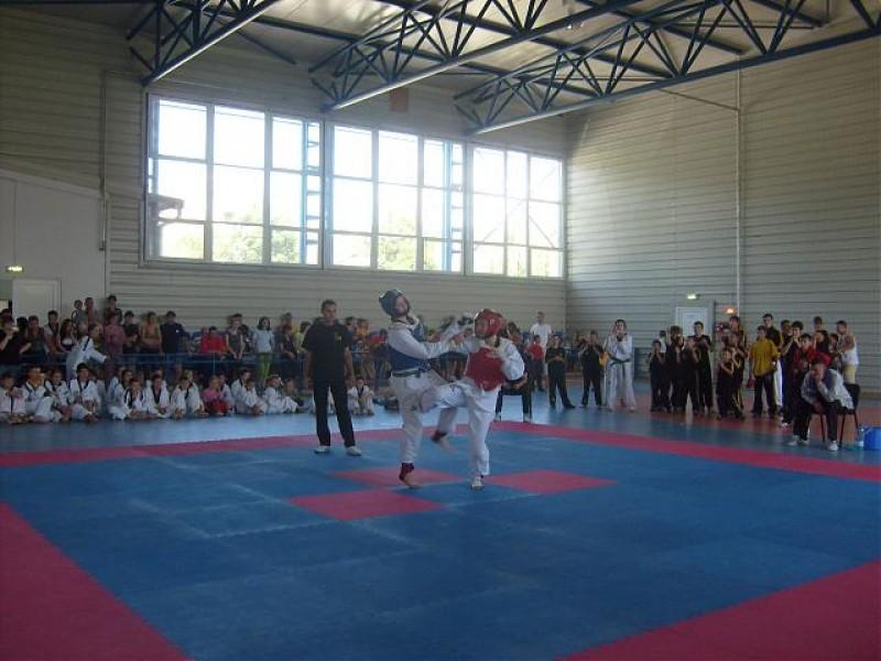 Alexandra Nicoleta Gireadă, campioană naţională la karate la 14 ani