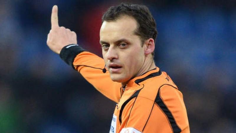 Alexandre Boucaut va arbitra meciul FC Botoşani - Legia Varşovia