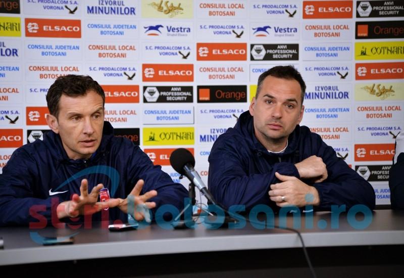 """Alin Bejan, înaintea meciului cu Timișoara: """"Încercăm să ridicăm moralul jucatorilor. Va fi un joc total diferit"""""""