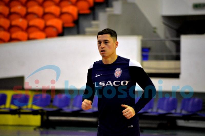 """Alin Cârstocea: """"Botoșaniul este una dintre echipele bune ale campionatului"""" - VIDEO"""