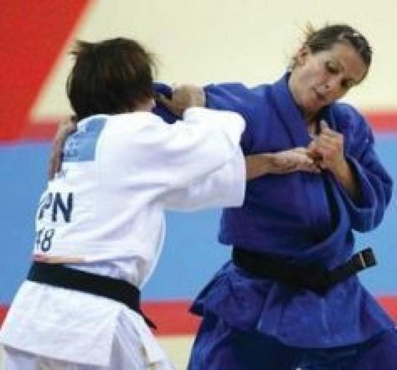Alina Dumitru, in semifinalele Campionatului Mondial de judo