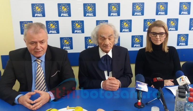 """Alina Gorghiu, liderul PNL, despre lista PNL Botoşani: """"A venit o opţiune din partea Biroului Politic Naţional"""""""