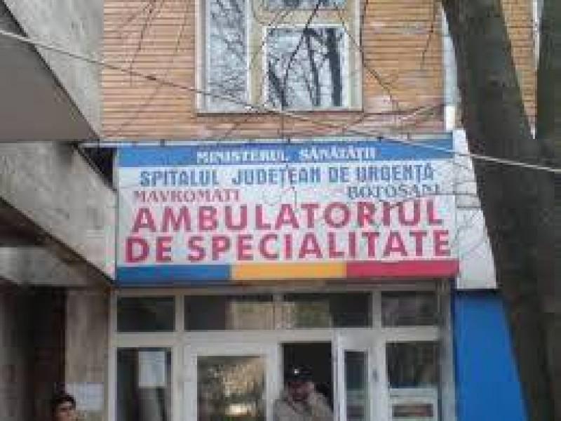 Ambulatoriul Spitalului Mavromati va fi reabilitat cu bani de la Ministerul Sănătăţii