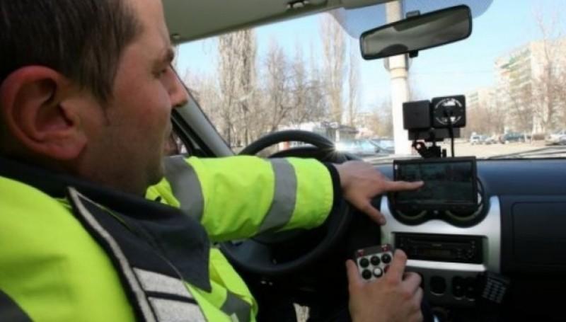 Amenda pentru depășirea vitezei e valabilă chiar dacă e aplicată de alt polițist decât operatorul radarului