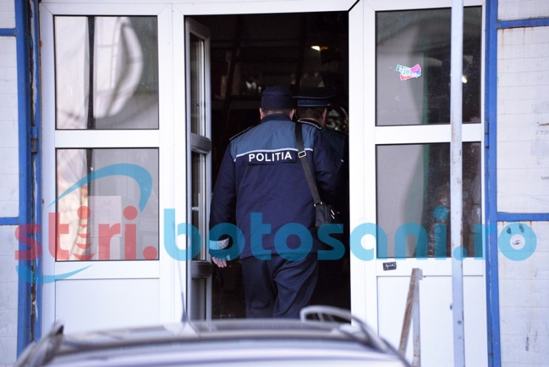 Amendă usturătoare pentru un patron botoşănean în urma unui control al poliţiştilor