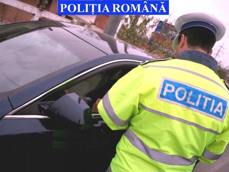 Amendă usturătoare pentru un șofer vitezoman din Botoșani