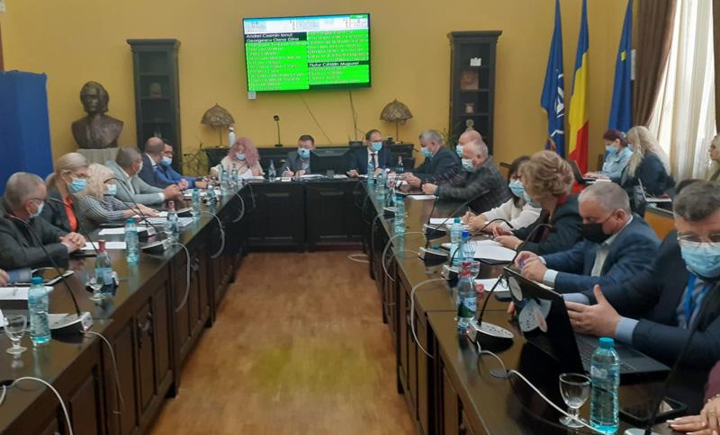 """Amendamentul lui Curelariu l-a """"învins"""" pe amendamentul primarului Andrei"""