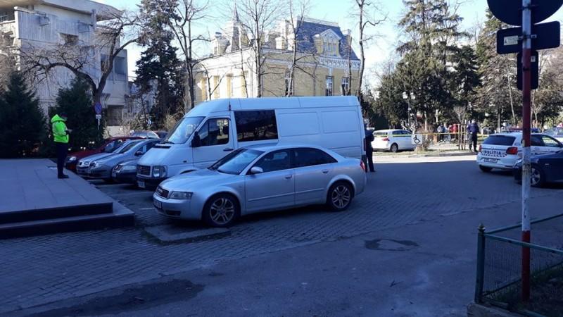 Amenințare cu bombă la sediul ANAF din Botoșani!