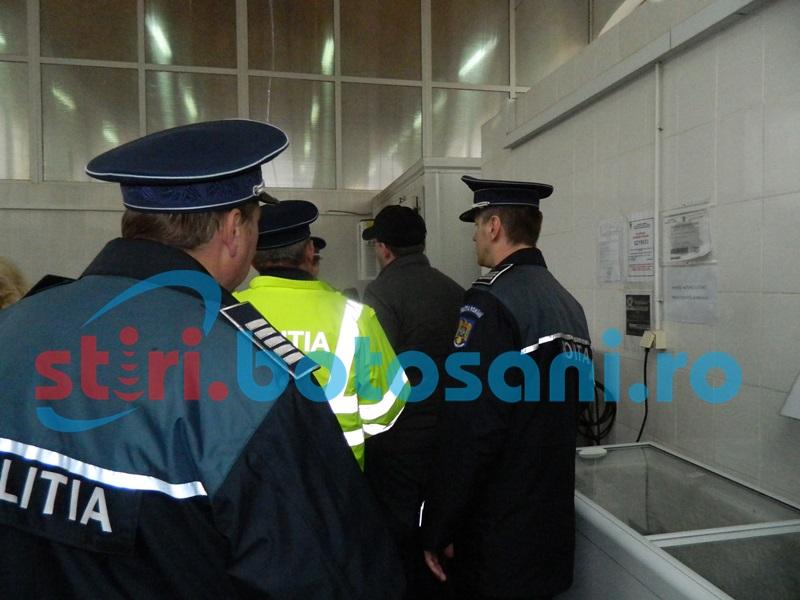 Amenzi aplicate de polițiști în urma unor razii la mai multe firme!