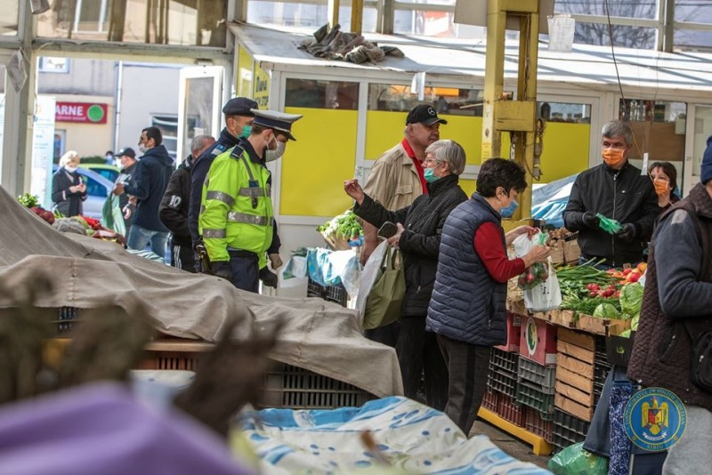 Amenzi de 30.000 de lei aplicate în weekend pentru încălcări ale normelor anti-COVID