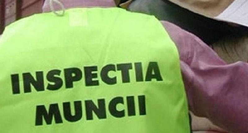 Amenzi de 50.500 lei aplicate de inspectorii ITM în Ianuarie