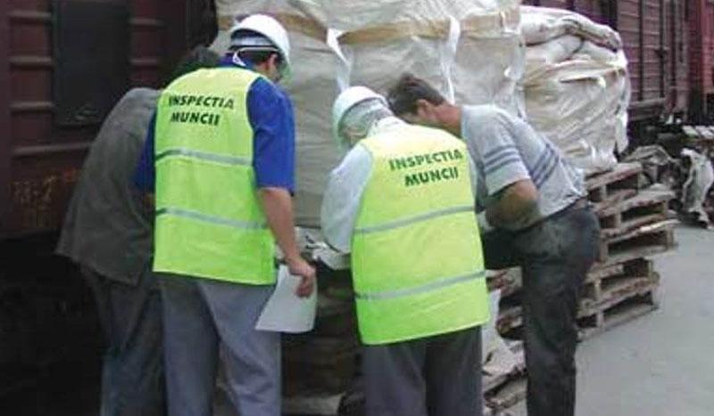 Amenzi de 94.000 lei primite de firmele din Botoșani din partea I.T.M. în luna martie