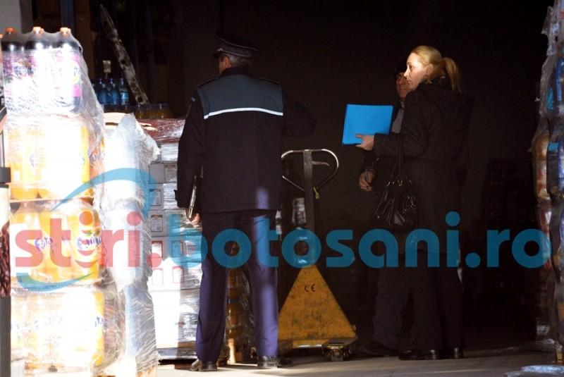 Amenzi împărţite de poliţişti agenţilor economici din Dorohoi