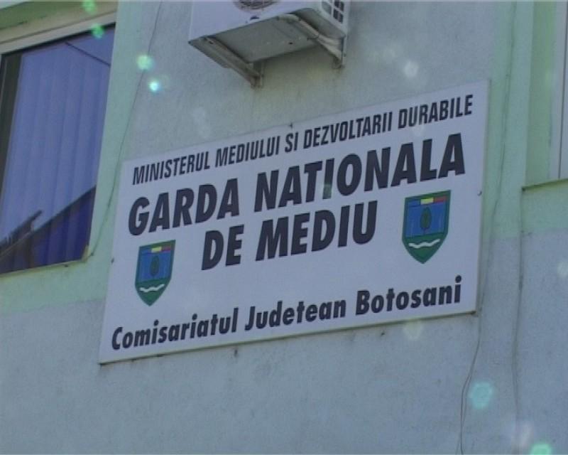 Amenzi în valoare de 435.000 de lei împărțite de Garda de Mediu în Botoșani. Ce spune raportul integral
