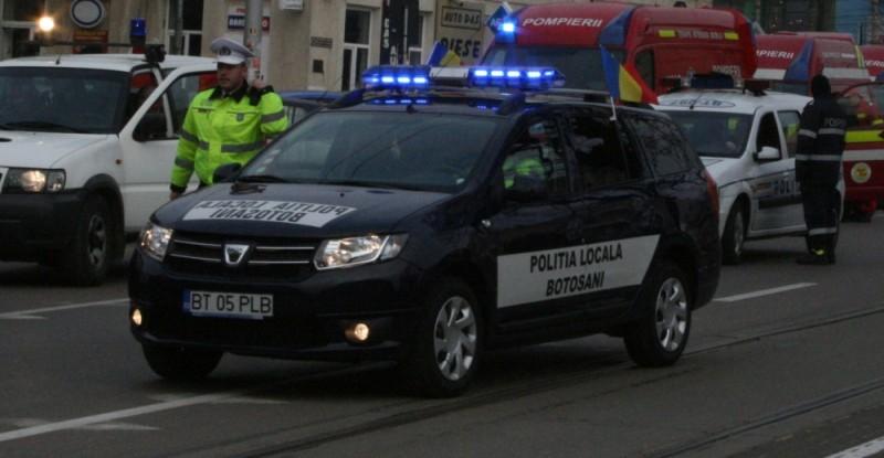 Poliția Locală a dat peste 60 de sancțiuni pentru staționare neregulamentară, săptămâna aceasta. Se trece inclusiv la ridicarea autovehiculelor
