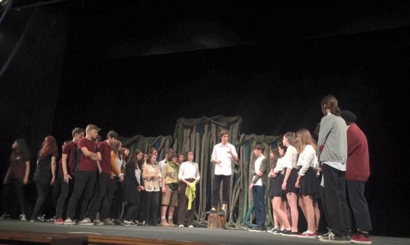 AmFiTeatru, festivalul care te face mare. Drama Club, marele câştigător!