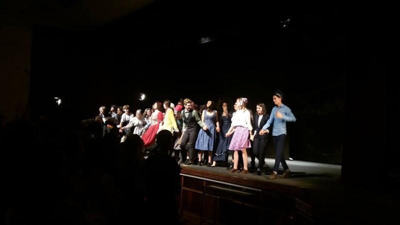 AmFiTeatru, sărbătoarea teatrului adolescent la Botoșani! FOTO, VIDEO