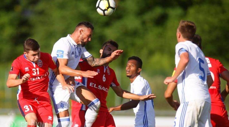 Amical: FC Botoșani 0-1 Dinamo Kiev