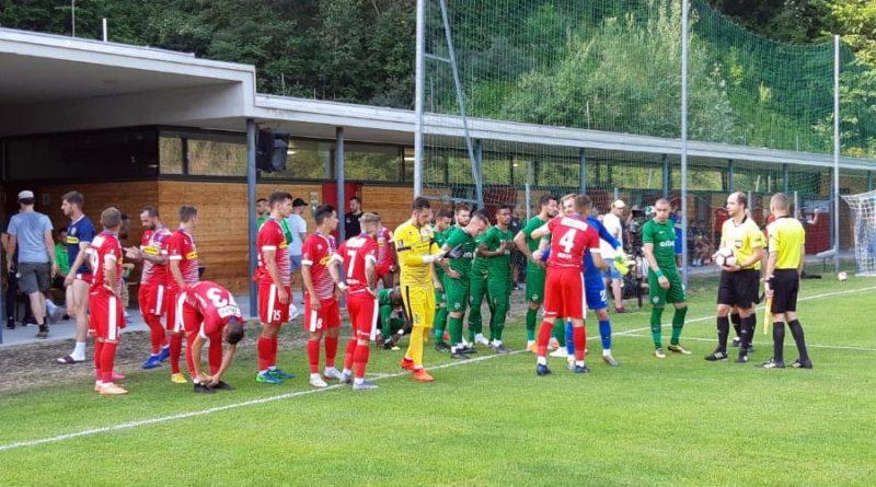 Amical: FC Botoșani 1-2 Ludogorets
